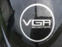 VGAel-scooter