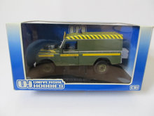 "1971 Land Rover Series III 109"" 1:18"