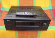 Denon, surround-receiver