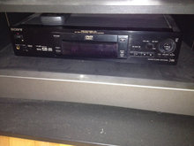 Sony CD/DVD Player DVP-S725D