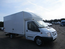 Transit 350L Chassis 2,2 TDCi 125 Trend FWD