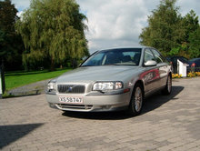 S80 2,9 T6 Geartronic