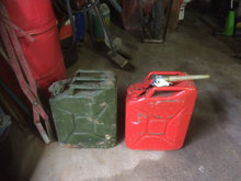 Tank Jerry can