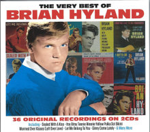The very best of Brian Hyland, 2 CDer