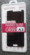 Colorful Nano Slim Glass