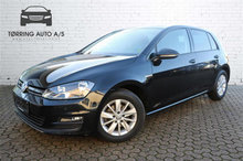 VW Golf 1,0 BlueMotion TSI Style DSG 115HK 5d 7g Aut.