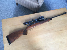 Sauer 90 Lux cal. 243