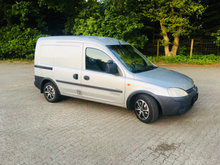 Opel combo 1,7 DTI NEDVEJET