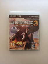 PS3 spil - Uncharted 3