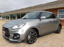 Suzuki Swift 1,4 Boosterjet Sport 140HK 5d 6g