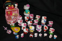 Hello Kitty samling.