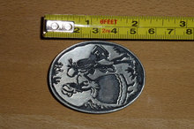 PEWTER broche