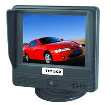 """Monitor 3,5"""" TFT med touch OSD"""