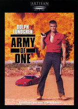 SØGER Army of One - Dolph Lundgren
