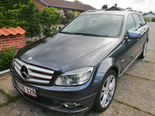 Mercedes C 220 Avantgarde BE