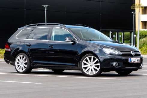 Volkswagen Golf VI Variant Highline 1.4 , billede 1