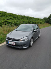 Vw Golf Vl 1,6 TDI Bluemotion