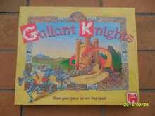 Gallant Knights Brætspil