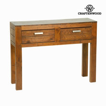 Ohio hallway table 2 drawers - Be Yourself Collection by Craftenwood