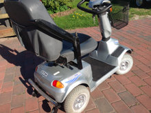 Apollo 686 4 hjulet el scooter