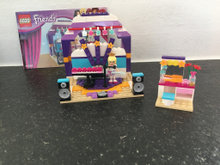 Lego Friends 41004 Øvescene
