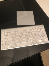 Apple tastatur og trackpad