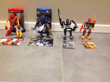 Lego bionicle  og hero factory