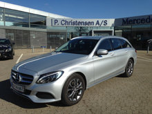 C200 d 2,2 Avantgarde st.car aut.