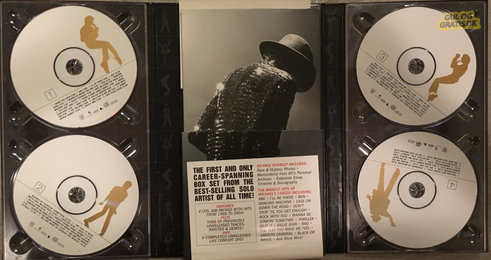 Michael Jackson, The Ultimate Collection, billede 1