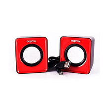 Mini Speakers approx! MAUA200161 APPSPX1R 2.0 5W RMS Red PC