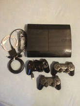 PS3 slim med 500GB HARDISK