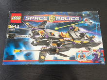 Lego Space Police, 5984