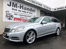 E250 2,2 CDi Avantgarde st.car aut. BE