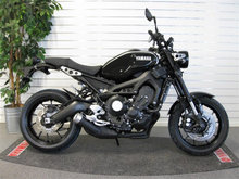 Yamaha XSR 900 ABS - Midnight Black