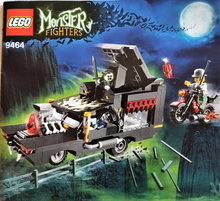 Monster Fighters 9464