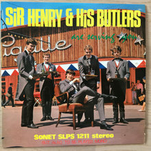Sir Henry & His Butlers: are serving you