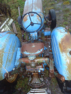 Ophug Fordson Dexta Major Power,Supper M, billede 1
