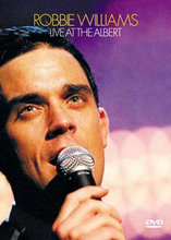 Robbie Williams ;Live at the Albert Hall