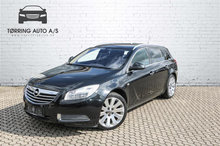 Opel Insignia Sports Tourer 2,8 Cosmo 4x4 260HK Stc 6g