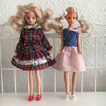 SØGER: Daisy Mary Quant dukker Barbie
