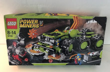 Lego power miners 8708
