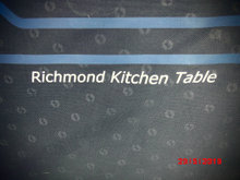 Outwell Richmond Kitchen Table