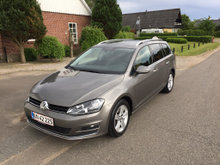 VW Golf Vll 1,4 tsi Highline Variant DSG