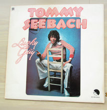 LP plade Tommy Seebach