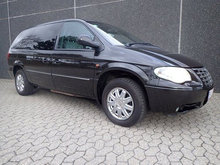Grand Voyager 3,3 Limited aut.