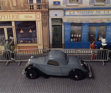 Citroen Traction Avant Faux Cabriolet