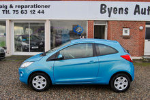 Ford Ka 1.2 Nysyn Billig