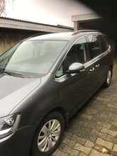 VW Sharan årg 2011 - 7 Pers