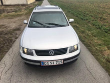Vw Passat 1,9 TDI Stationcar