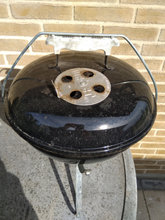 Weber bordgrill